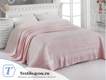 Простынь бамбуковая PUPILLA ELIT (160x220 см) - Розовый