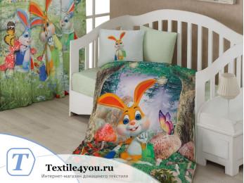 Постельное белье DANTELA VITA 3D ALEX для новорожденных