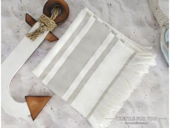 Полотенце бамбуковое IRYA DERIN - 50x90 см (1 шт.) - Кремовый