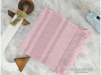 Полотенце бамбуковое IRYA DERIN - 50x90 см (1 шт.) - Розовый