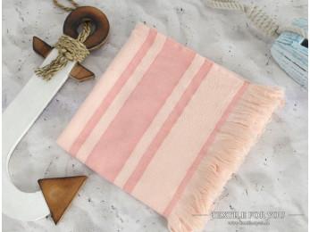 Полотенце бамбуковое IRYA DERIN - 50x90 см (1 шт.) - Светло-розовый