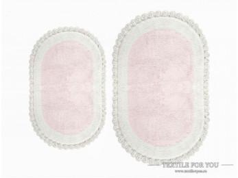 Коврик для ванной IRYA DESPINA Pembe (60x90 см) Розовый