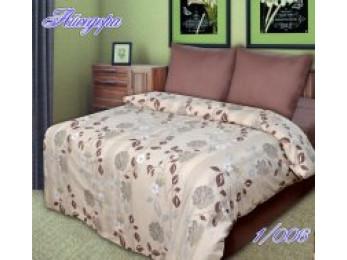 Постельное белье Хлопковый Рай Бязь КПБ Айседора Бязь ГОСТ (1.5 спальный)