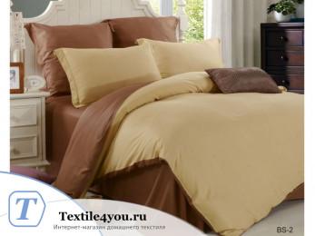 Постельное белье Valtery Сатин Бамбук BS-02 (1.5 спальный)