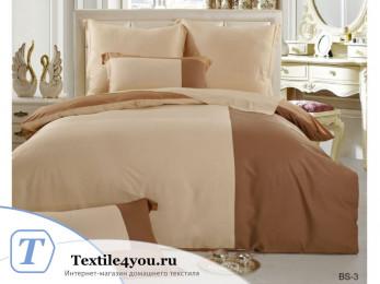 Постельное белье Valtery Сатин Бамбук BS-03 (1.5 спальный)