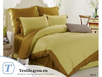 Постельное белье Valtery Сатин Бамбук BS-08 (1.5 спальный)