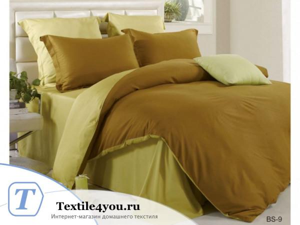 Постельное белье Valtery Сатин Бамбук BS-09 (1.5 спальный)