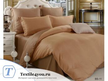 Постельное белье Valtery Сатин Бамбук BS-11 (1.5 спальный)