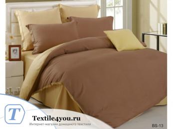 Постельное белье Valtery Сатин Бамбук BS-13 (1.5 спальный)