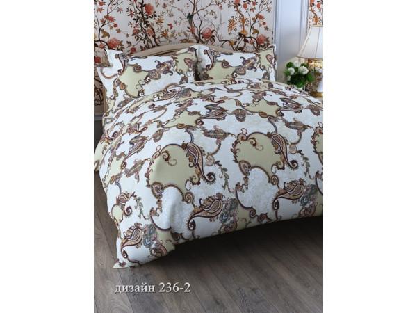 Постельное белье Хлопковый Рай Бязь КПБ Бязь Дизайн 236 вид2 (1.5 спальный)