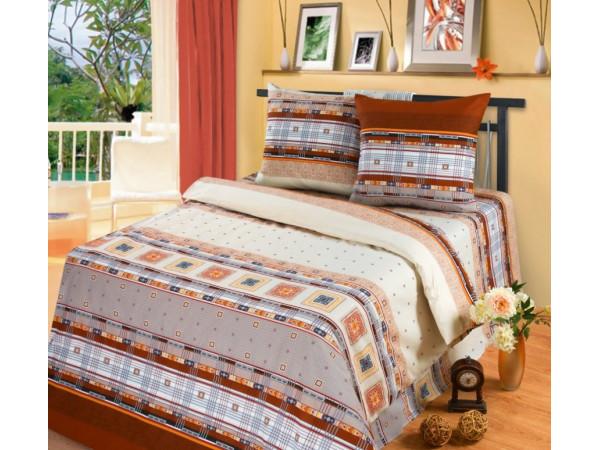 Постельное белье Хлопковый Рай Бязь КПБ Денди Бязь (1.5 спальный)