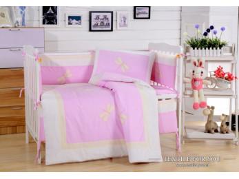 Постельное белье для новорожденных Valtery DK-23 (+бортики в кроватку)