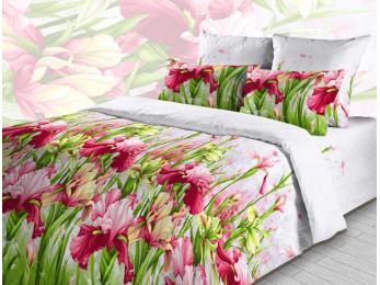 Постельное белье Хлопковый Рай Бязь КПБ Ирсен Бязь (1.5 спальный)