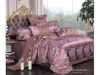 Постельное белье Valtery Сатин КПБ JC-129 (1.5 спальный)