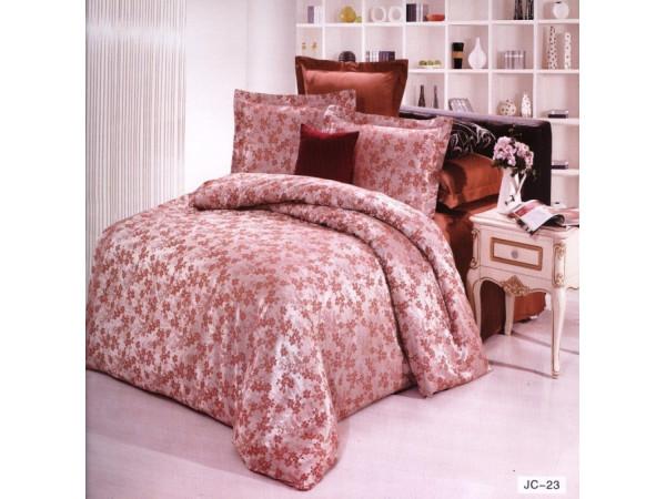 Постельное белье Valtery Сатин КПБ JC-23 (1.5 спальный)