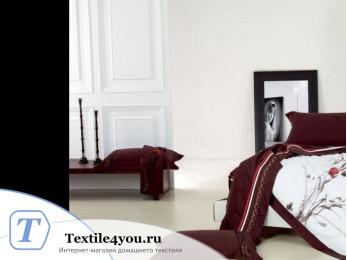 Постельное белье Famille Сатин КПБ Хлопок сатин с вышивкой ES-05 (Семейный)