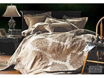 Постельное белье Famille Сатин КПБ L-23 (2 спальный)