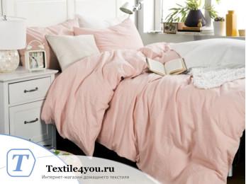 Постельное белье Valtery Лён с хлопком КПБ LE-03 (2 спальный)