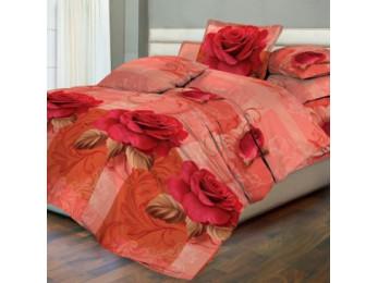 Постельное белье Хлопковый Рай Бязь КПБ Летиция Бязь ГОСТ (1.5 спальный)