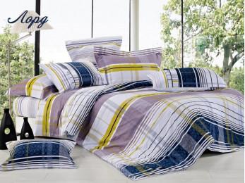 Постельное белье Хлопковый Рай Бязь КПБ Лорд Бязь ГОСТ (1.5 спальный)
