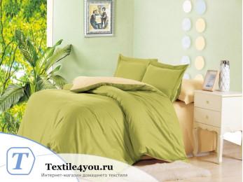 Постельное белье Valtery Сатин КПБ LS-04 (1.5 спальный)