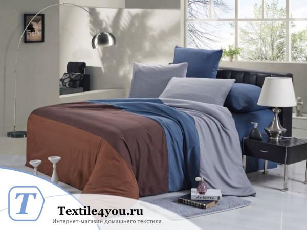 Постельное белье Valtery Софткоттон КПБ MO-25 (1,5 спальный)
