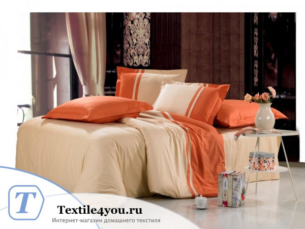 Постельное белье Valtery Сатин КПБ OD-11 (2 спальный)