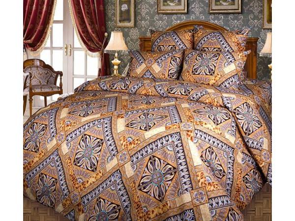 Постельное белье Хлопковый Рай Бязь КПБ Персия Бязь (2 спальный)