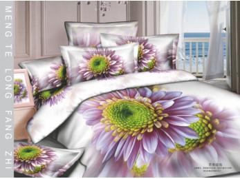 Постельное белье Famille Сатин КПБ RS-125 (2 спальный)