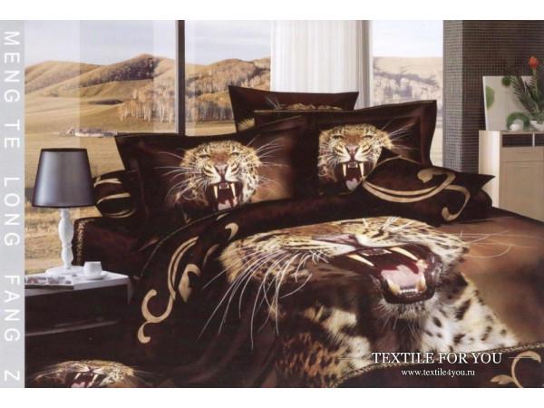 Постельное белье Famille Сатин КПБ RS-139 (2 спальный)