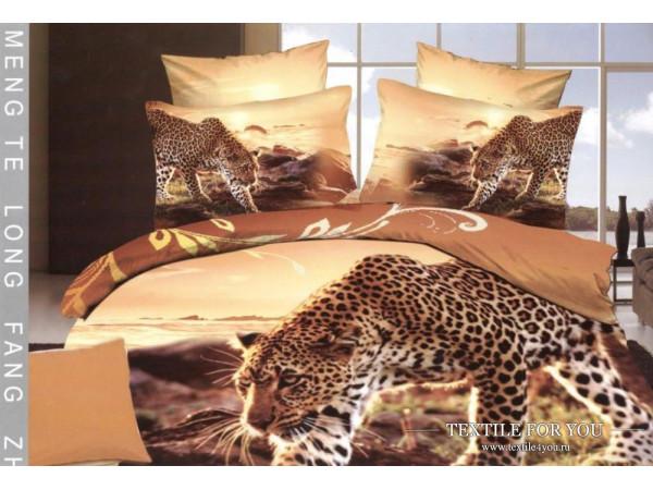 Постельное белье Famille Сатин КПБ RS-140 (2 спальный)