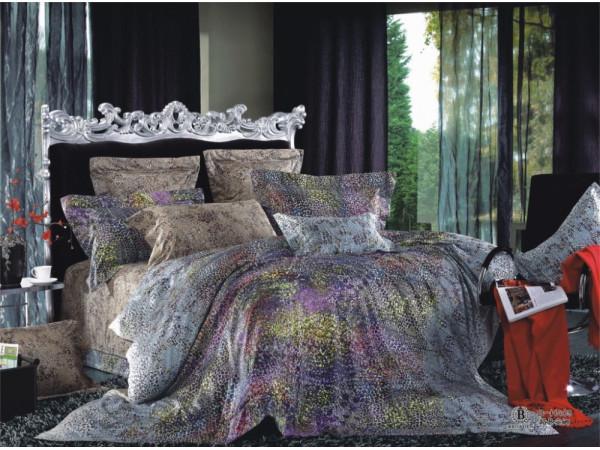Постельное белье Famille Сатин КПБ RS-210 (2 спальный)