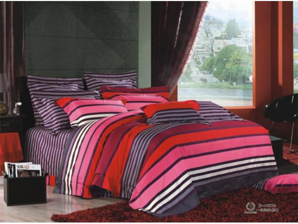 Постельное белье Famille Сатин КПБ RS-215 (2 спальный)