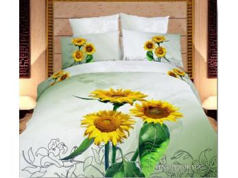 Постельное белье Famille Сатин КПБ RS-53 (2 спальный)