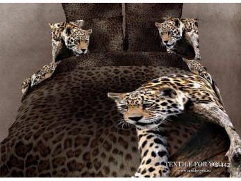 Постельное белье Famille Сатин КПБ RS-62 (2 спальный)