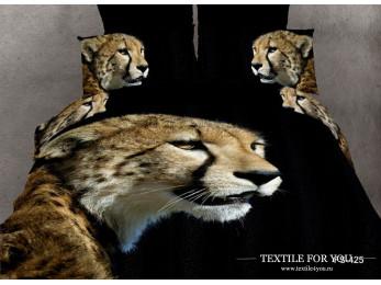 Постельное белье Famille Сатин КПБ RS-85 (2 спальный)