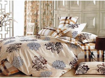 Постельное белье Valtery Сатин КПБ C-100 (1.5 спальный)