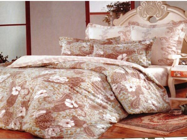 Постельное белье Valtery Сатин КПБ C-151 (1.5 спальный)
