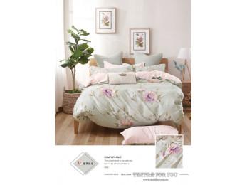 Постельное белье Valtery Сатин КПБ С-287 (1.5 спальный)