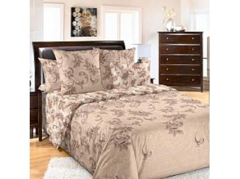 Постельное белье Хлопковый Рай Бязь КПБ Санта-Мария Бязь (1.5 спальный)
