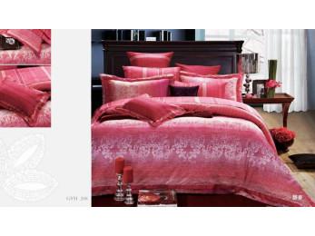 Постельное белье Famille Сатин КПБ SDS-37 (2 спальный)