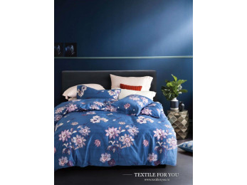 Постельное белье Famille Сатин КПБ SDS-61 (2 спальный)
