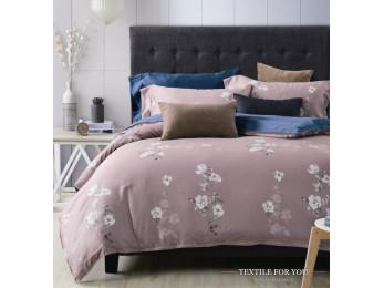 Постельное белье Famille Сатин КПБ SDS-63 (2 спальный)