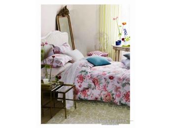Постельное белье Famille Сатин КПБ SDS-66 (2 спальный)