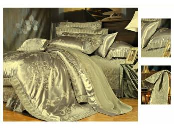 Постельное белье Famille Сатин КПБ TJ-02 (Семейный)