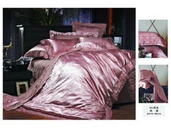 Постельное белье Famille Сатин КПБ TJ-07 (Семейный)