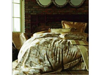 Постельное белье Famille Сатин КПБ TJ-13 (2 спальный)