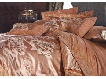 Постельное белье Famille Сатин КПБ TJ-15 (Семейный)