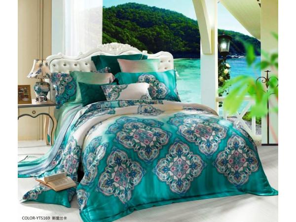 Постельное белье Famille Тенсел КПБ TP-15 (2 спальный)