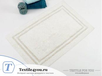 Коврик для ванной IRYA MARGOT - (50x75 см) - Белый